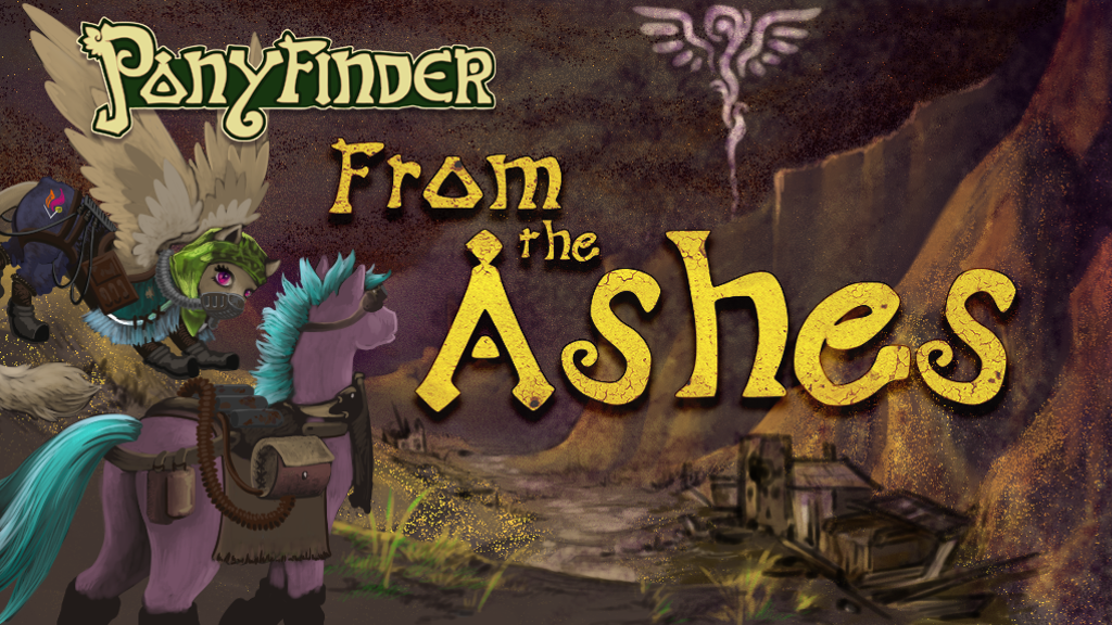 Ponyfinder - From the Ashes project video thumbnail
