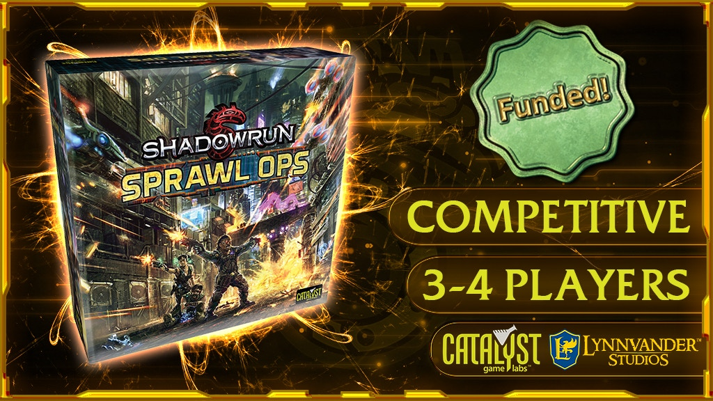 Shadowrun: Sprawl Ops Boardgame is the top crowdfunding project launched today. Shadowrun: Sprawl Ops Boardgame raised over $47165 from 551 backers. Other top projects include Ruby and Sapphire Wedding Enamel Pin Project, 1347 - The Black Plague Boardgame, Creating and broadcasting bi-weekly electronic music mixes...