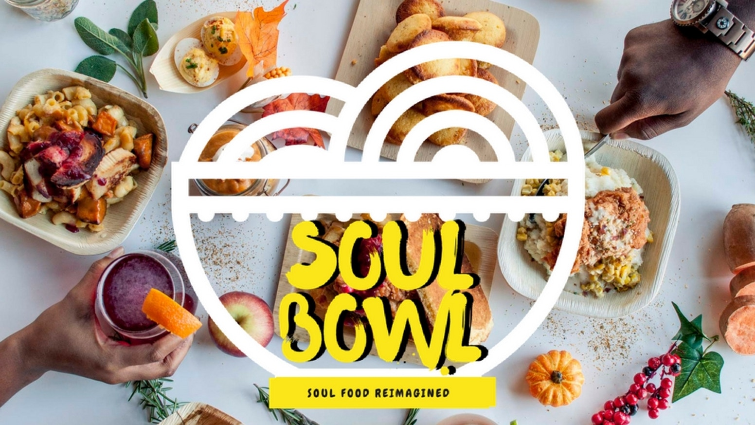 Soul bowl soul food reimagined neosoulfood by gerard for Food s bar unloc