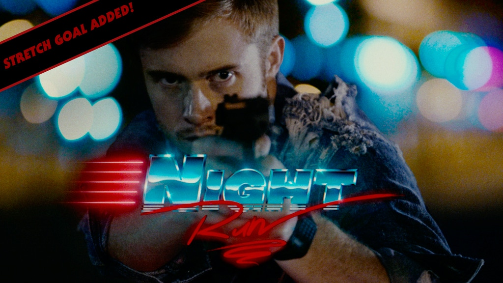 """Night Run"" An 80's Homage Action Movie project video thumbnail"