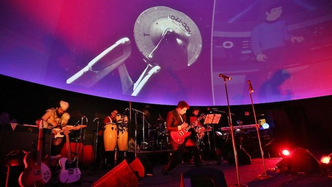 The Fels Planetarium at The Franklin Institute