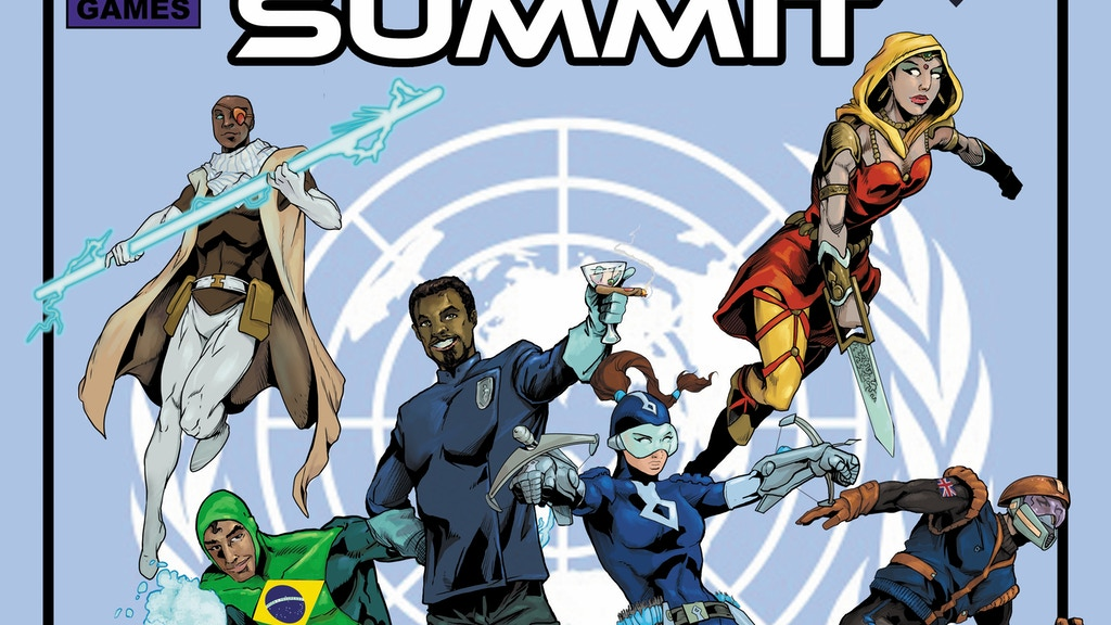 Christopher McGlothlin's World Defenders: The Summit project video thumbnail