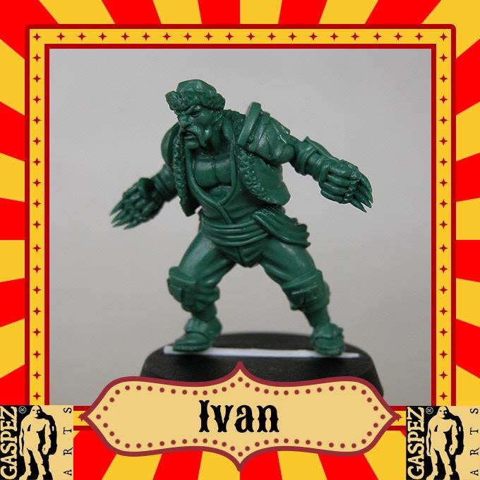 BLITER 3: Ivan