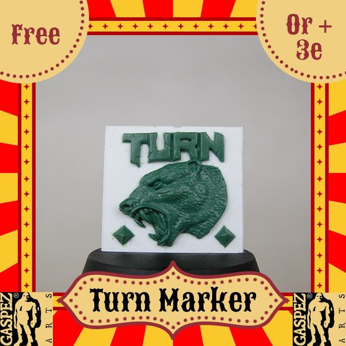 UNLOCKED: Turn Marker