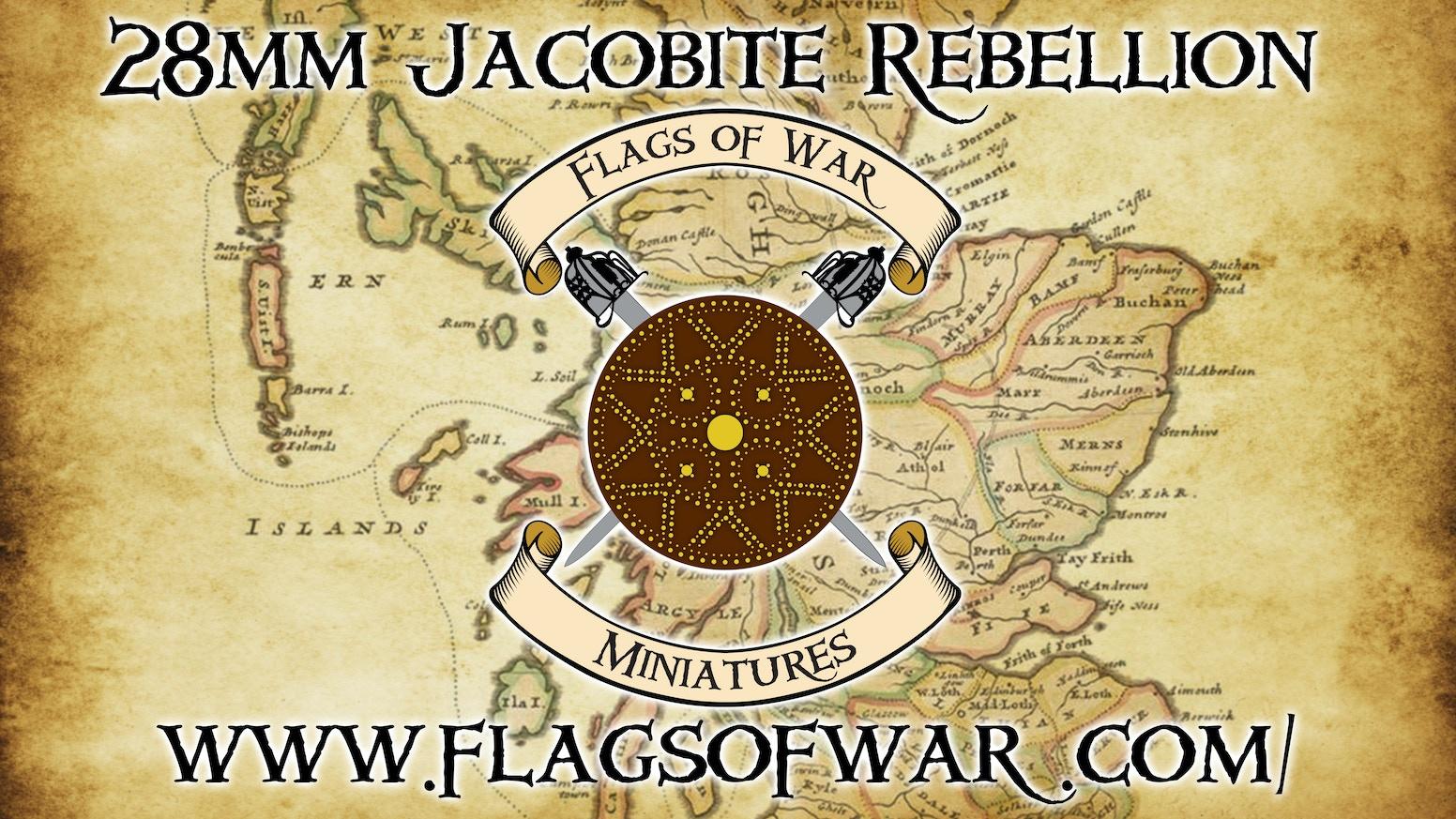 28mm 1745 Jacobite Rebellion Miniatures