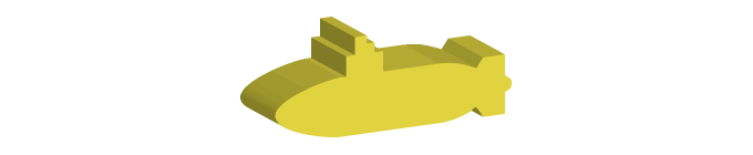 The yellow submarine meeple is now unlocked!