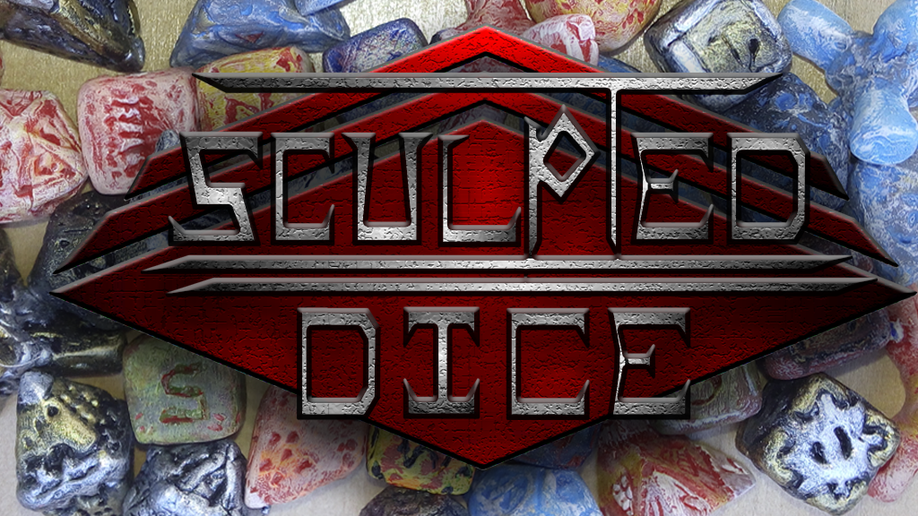 Sculpted Dice Game Pack