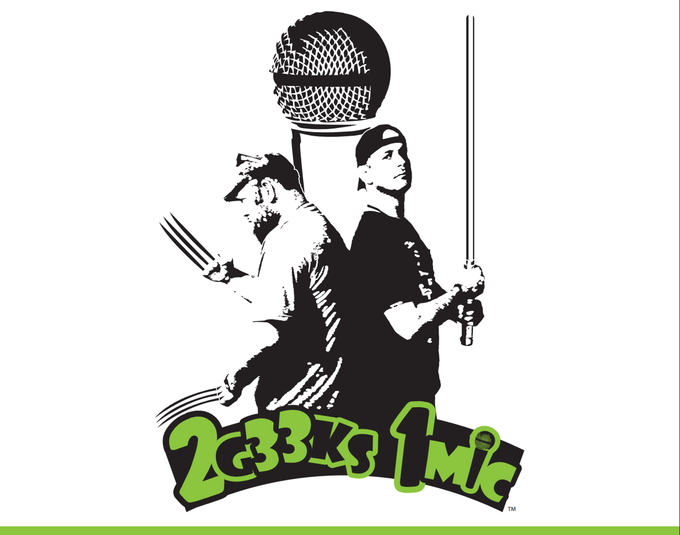 Click the logo to check out our friends at 2g33ks1mic! Hilarious podcast for all!