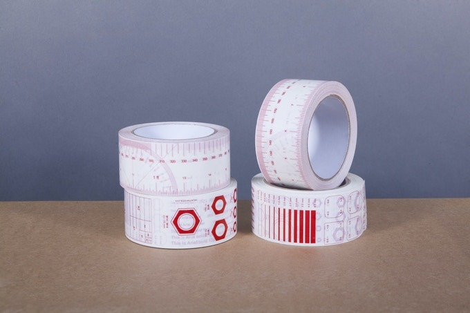 £18 - 4 rolls (2 of each design)
