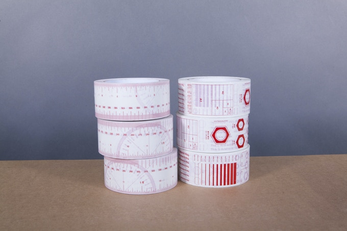 £27 - 6 rolls (3 of each design)