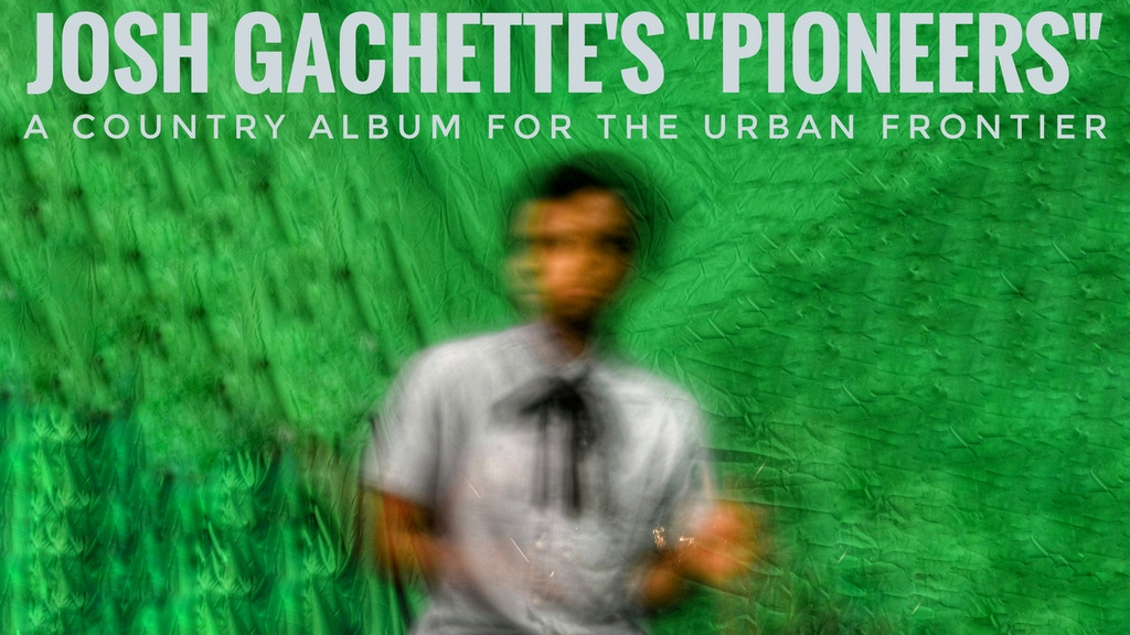 Pioneers : a country album for the urban frontier project video thumbnail