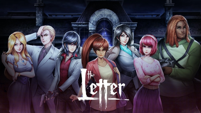 7 Letter Cartoon Characters : The letter by yangyang mobile kickstarter