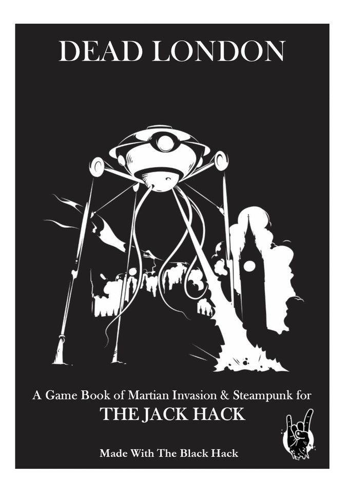 The Jack Hack Complete  A Dark Victorian role-playing game