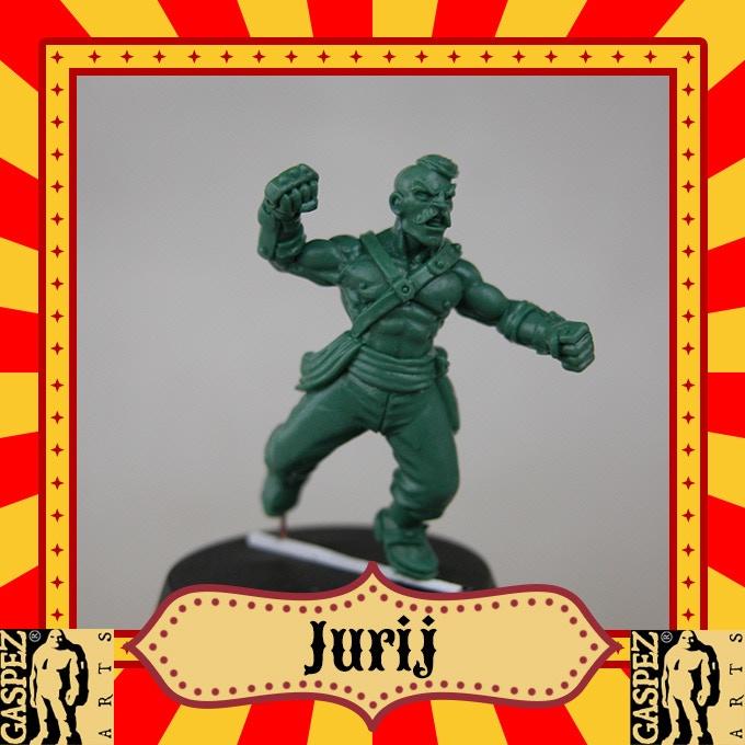 LINEMEN 6: Jurij