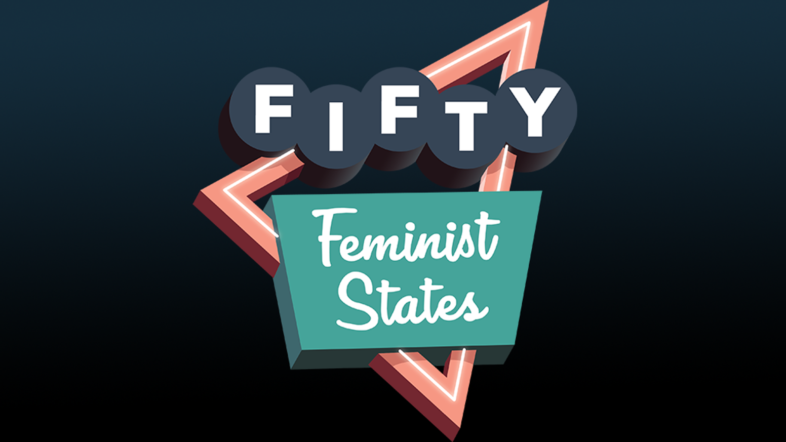 Fifty Feminist States is a multimedia storytelling project featuring feminist activists + artistsfrom all fifty US states.