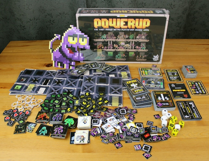 The Final Prototype & Contents