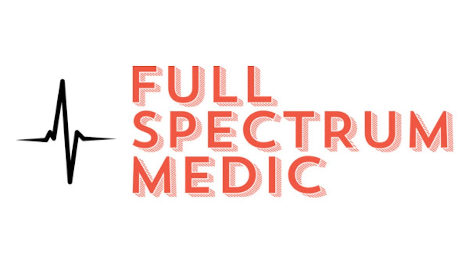 Full Spectrum Medic Website by Raul