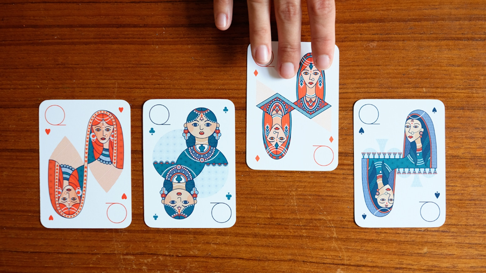 Rani is a card deck worth keeping on your coffee table.