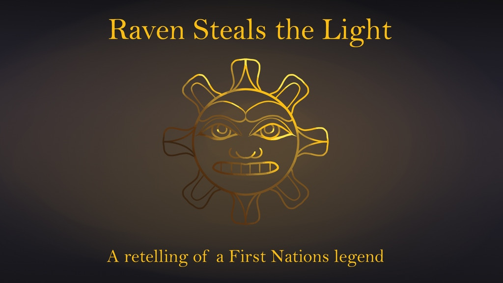 Raven Steals the Light project video thumbnail