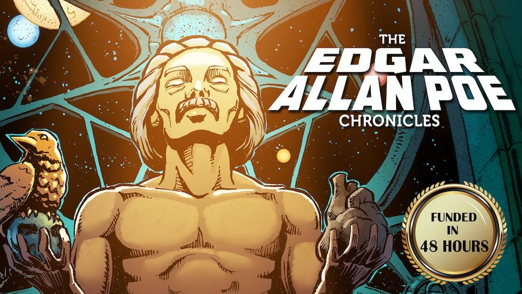 The Edgar Allan Poe Chronicles project video thumbnail