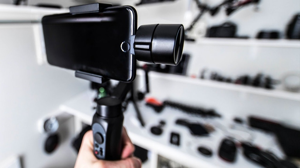 AeroKris Smooth and Smart Professional Gimbal
