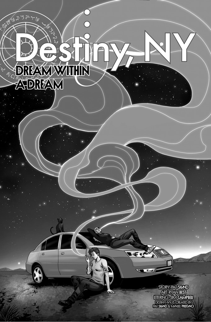 Dream Within a Dream by Pat Shand and Ryan Best