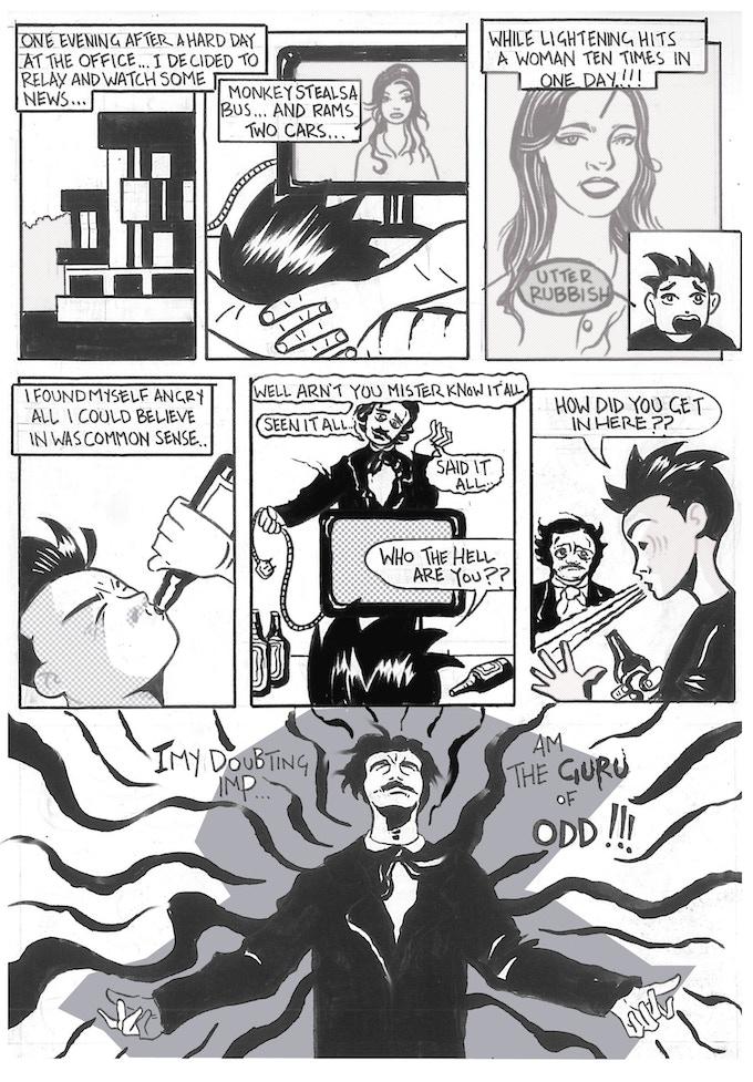 "The ""Guru"" of the Odd by David Thomas and Craig Dixon"