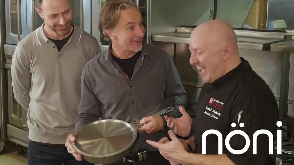 SOLIDteknics nöni 100% USA-made seamless 1-pc stainless pans project video thumbnail