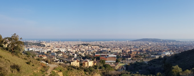 Our city Barcelona