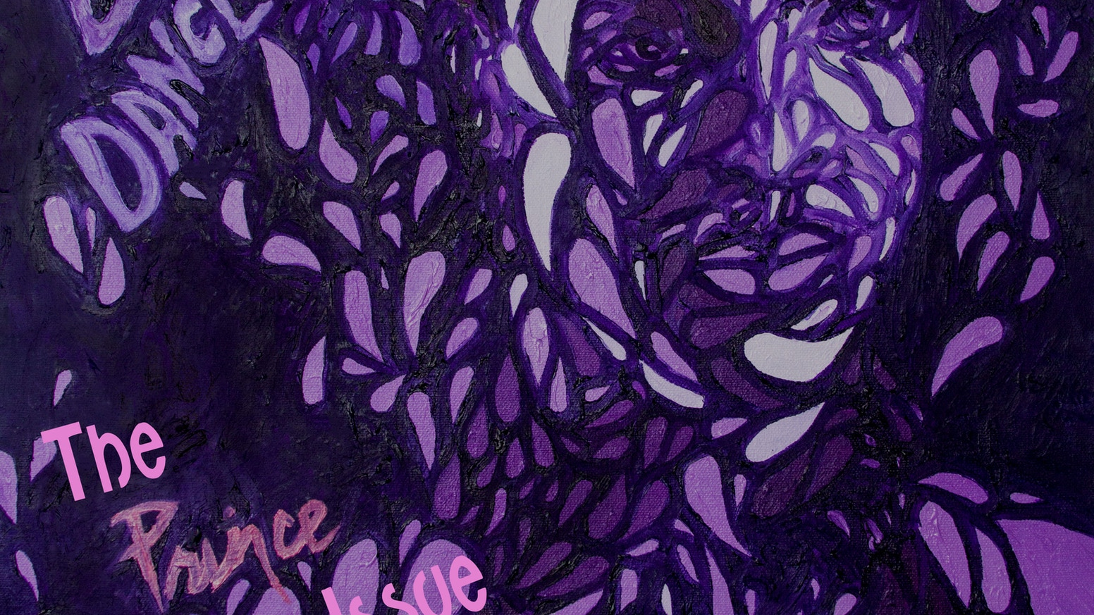 Original writing and art inspired by the music of Prince.