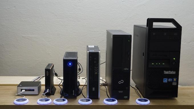FriendlyStack will work on a wide range of computer hardware.