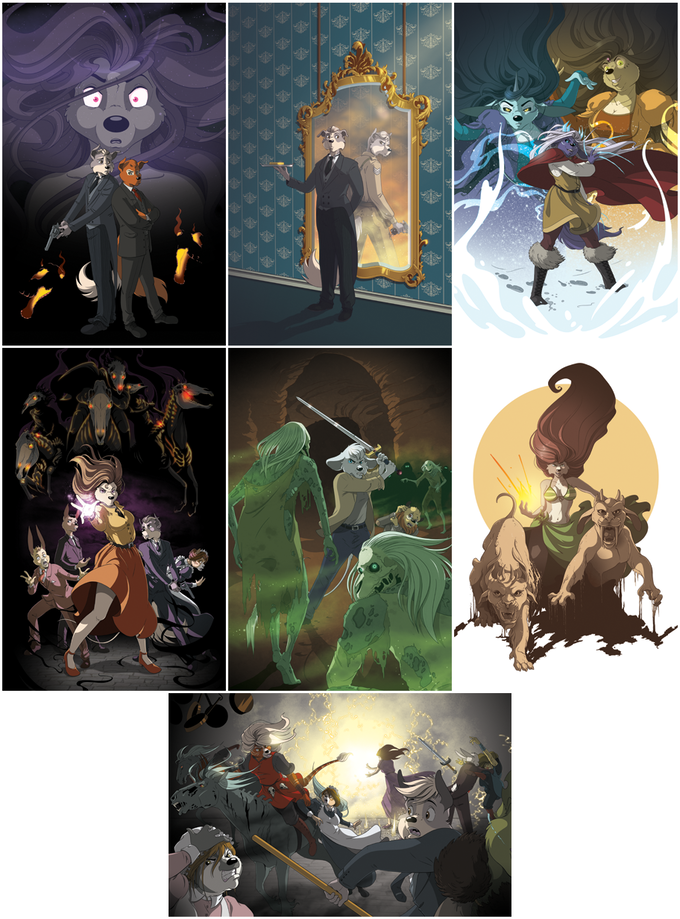 All 11x17 Posters