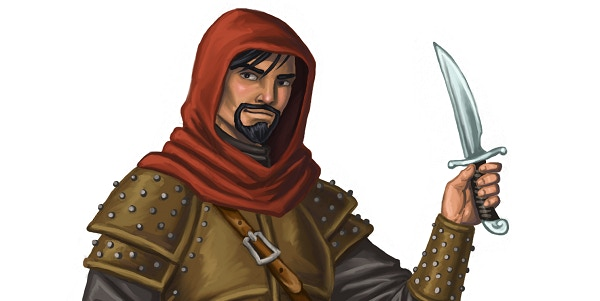 A Droffeld rogue tomb robber