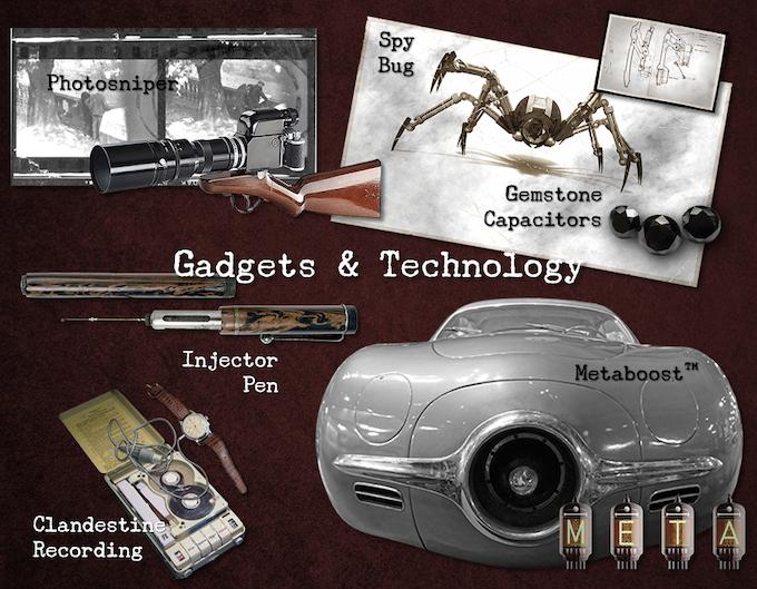Gadgets & Technology