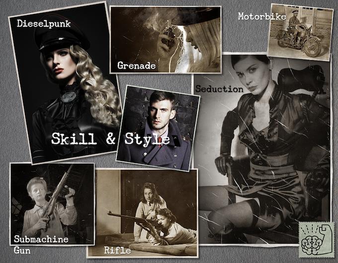 Skill & Style