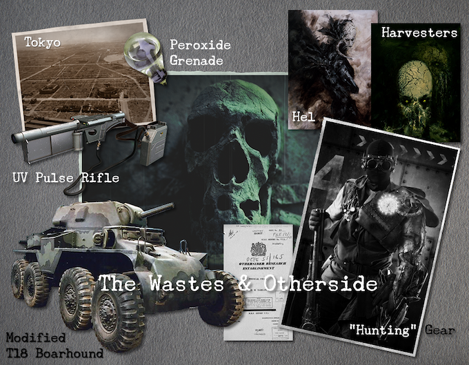 The Wastes & Otherside