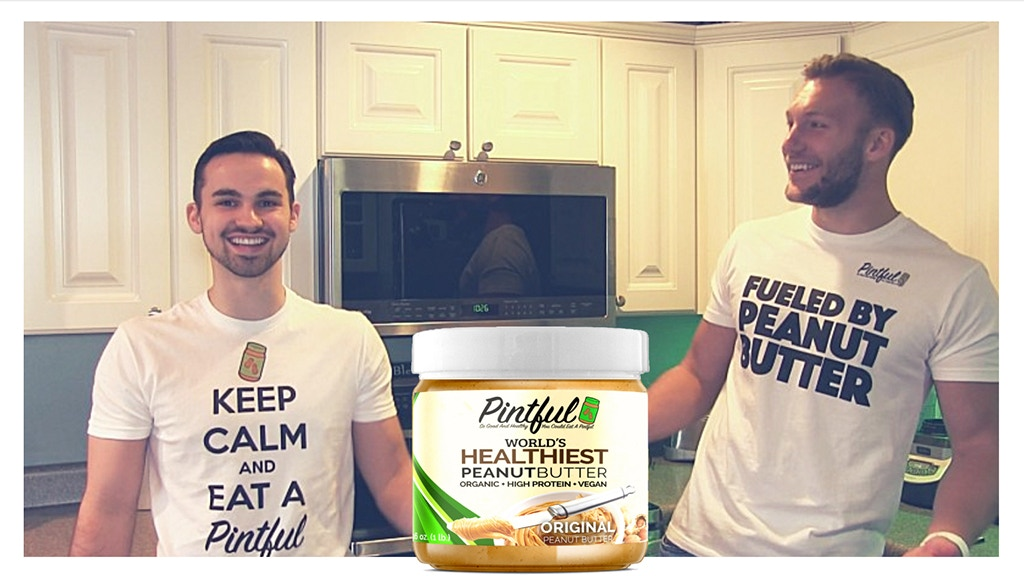 Pintful Peanut Butter: The World's Healthiest Peanut Butter! project video thumbnail