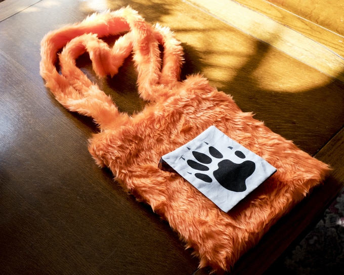 Furry Tote Bag Reward