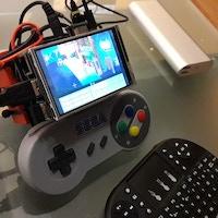RetroStone - Ultimate RetroGaming Console by Pierre-Louis