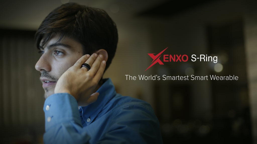 Xenxo S-Ring - The World's Smartest Smart Wearable project video thumbnail