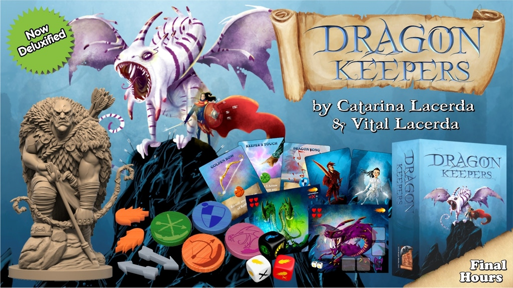 Dragon Keepers by Vital Lacerda and his daughter Catarina! project video thumbnail