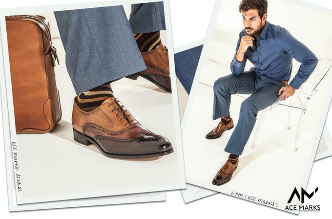 91f71cece9b Our factory s traditional construction is combined with our innovative  design and bold attitude. Ace Marks shoes are built for the modern gentleman .