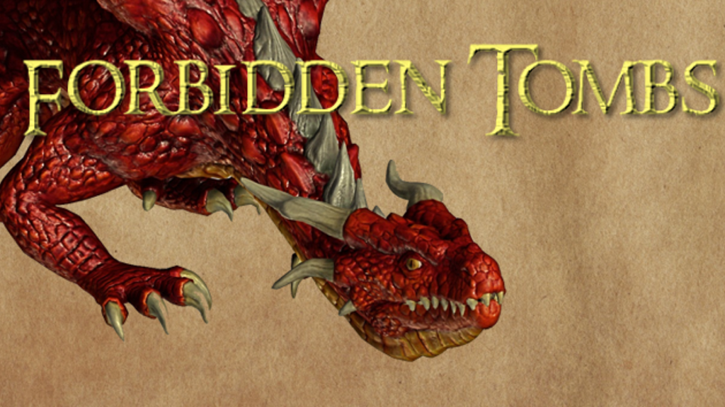 Forbidden Tombs project video thumbnail
