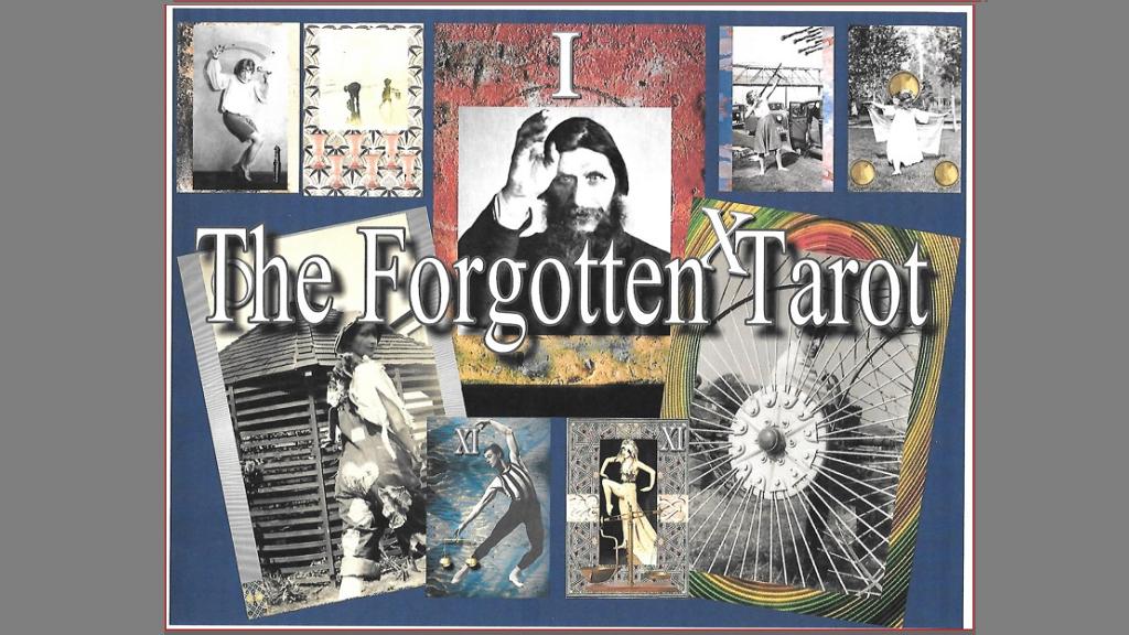 The Forgotten Tarot project video thumbnail