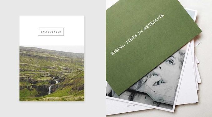 Issue 02: Rising Tides in Reykjavik