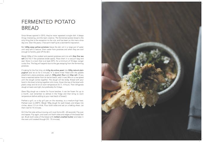Amass: Fermented Potato Bread