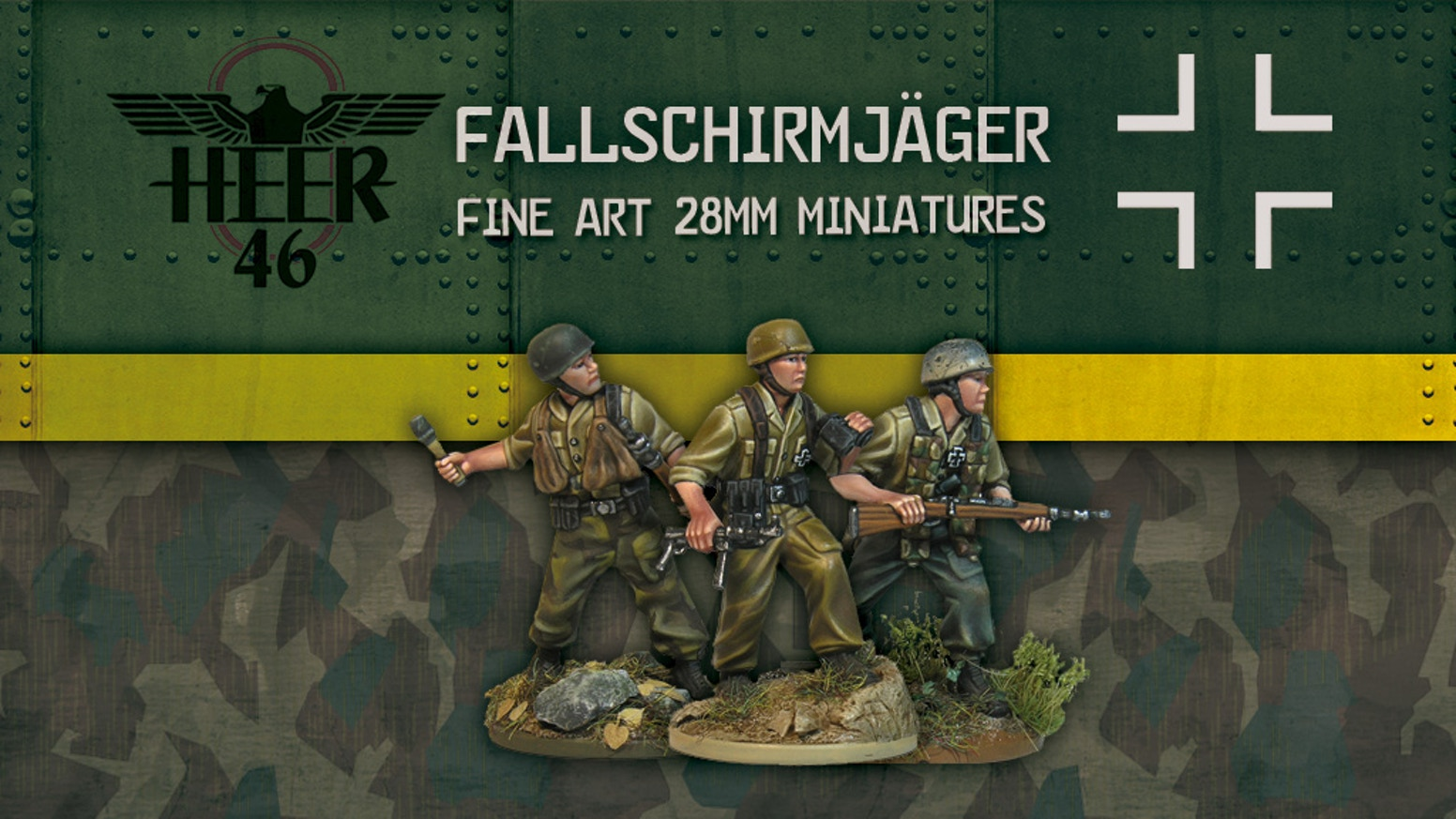28mm german fallschirmjäger in italy 1943 45 by heer46 kickstarter