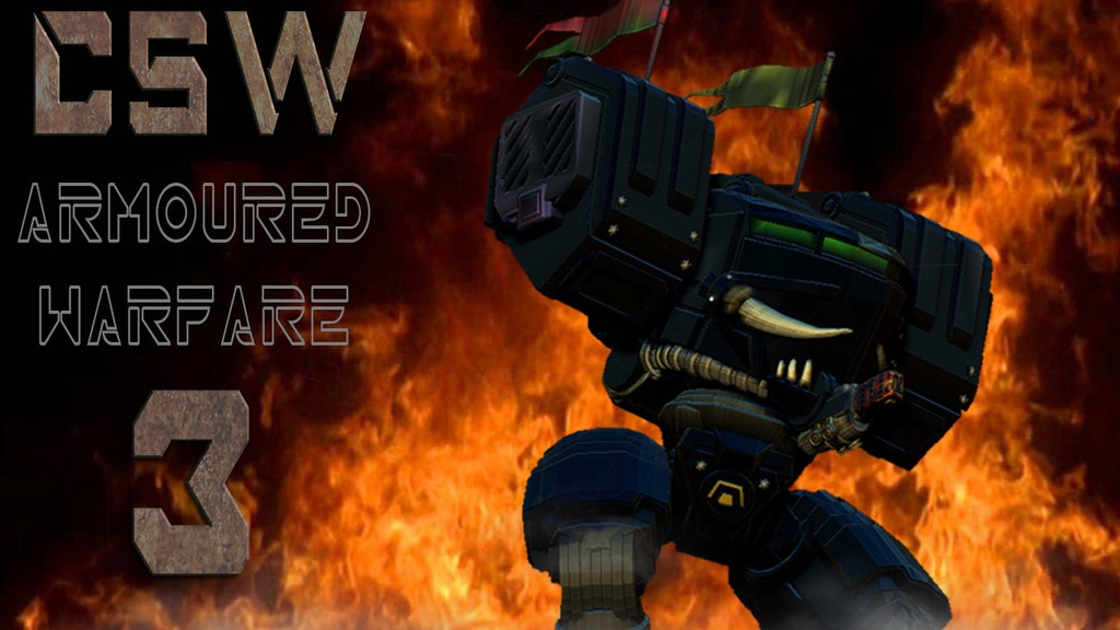 Project image for CSW: ARMOURED WARFARE 3