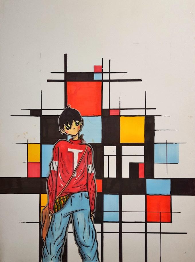 Art Print by Craig Dixon