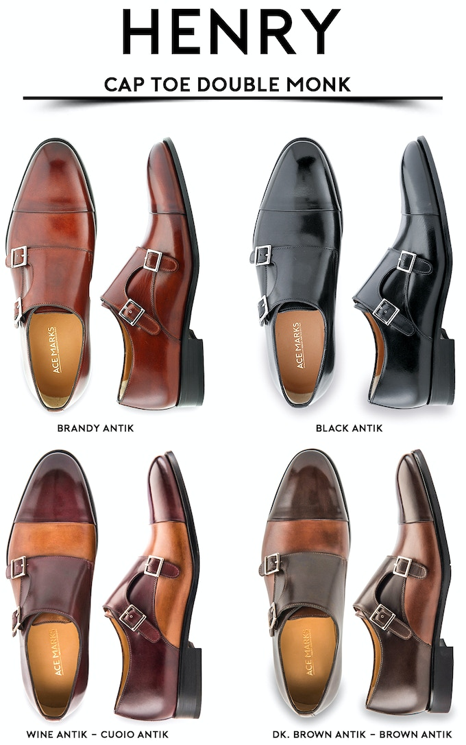 4cdcd8581a23 Handcrafted Dress Shoes   Sneakers Reinvented For Modern Men by Ace ...